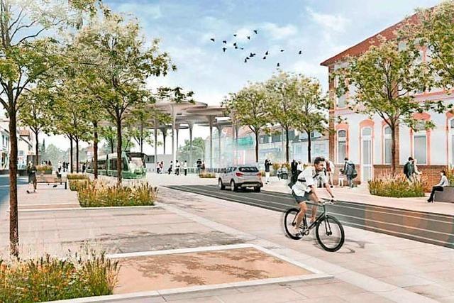 Konzept für Zollquartier und Basler Straße in Lörrach liegt vor