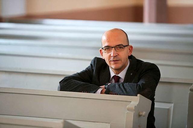 Dekan Rainer Becker: