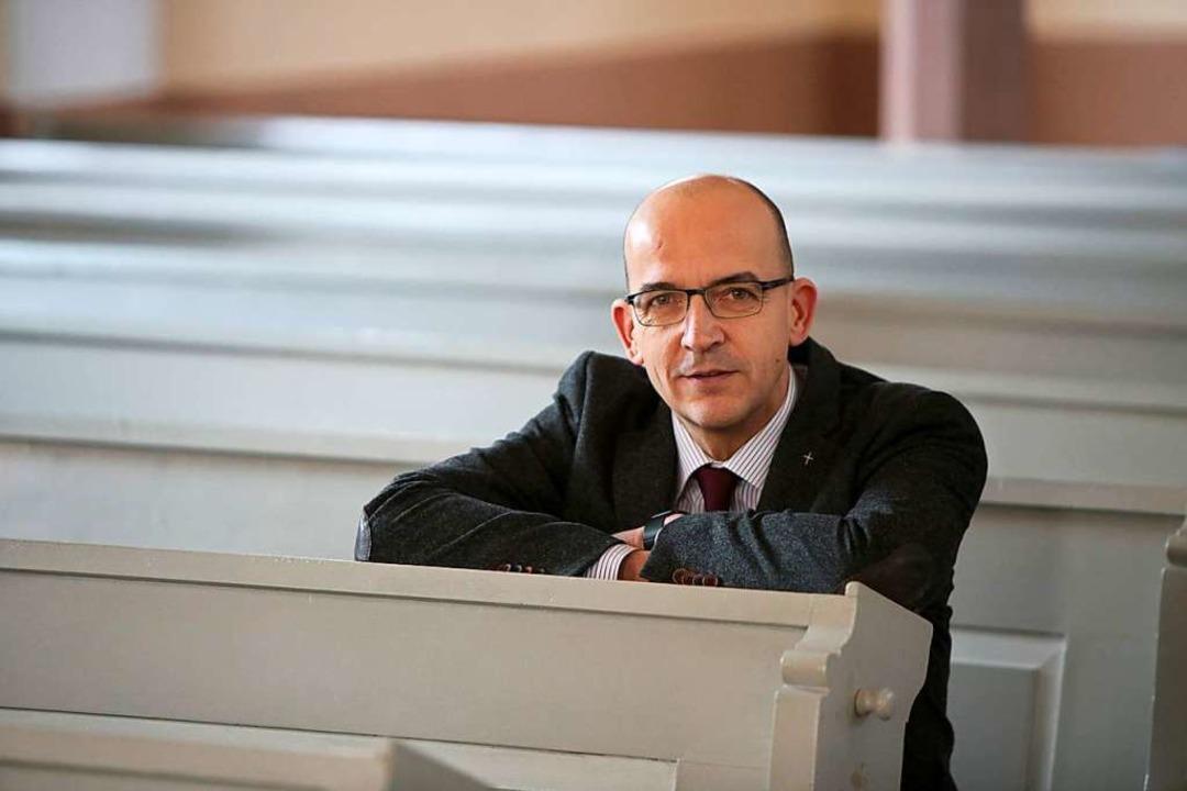 Wie kann die Kirche attraktiver werden...ber macht sich Rainer Becker Gedanken.  | Foto: Christoph Breithaupt