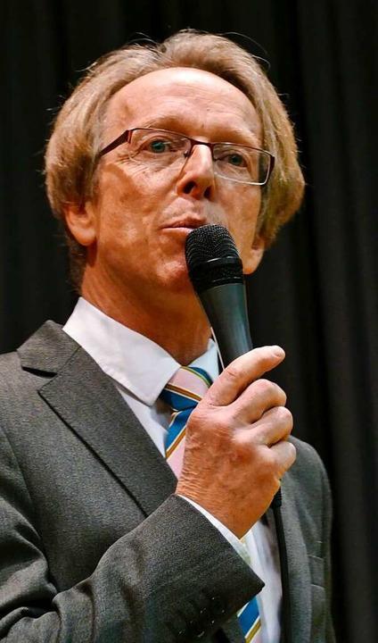 Ernst von Marschall  | Foto: Markus Donner
