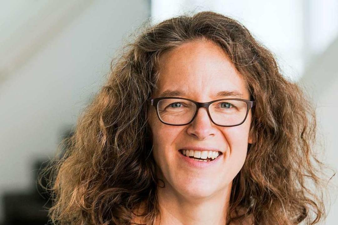 Friederike Wapler    Foto: Dirk Meußling