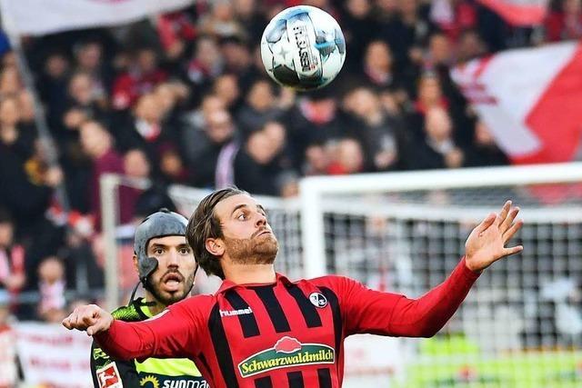 Lucas Höler strahlt gegen Paderborn keine Torgefahr aus und verursacht einen zweifelhaften Elfmeter