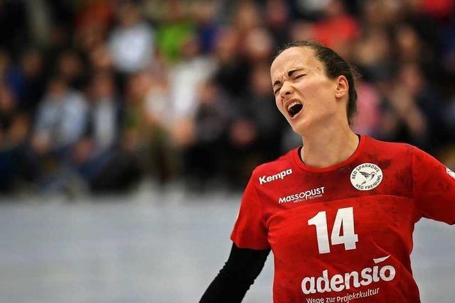 HSG Freiburg kassiert nächsten Rückschlag im Abstiegskampf