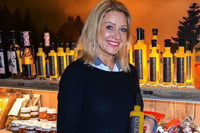 In Schallstadt gibt es ein Limonenatelier