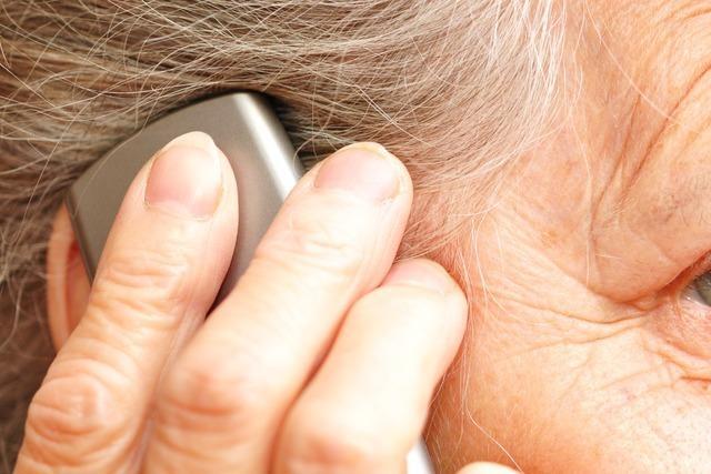 Telefonbetrug: 88-Jährige sollte Opfer werden