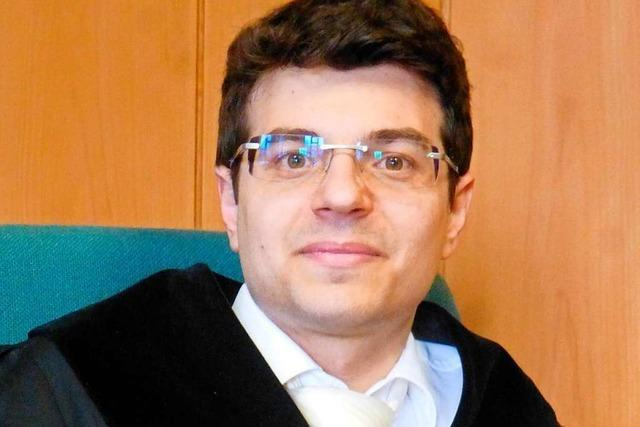 André Gerber – ein Richter für (fast) alle Fälle