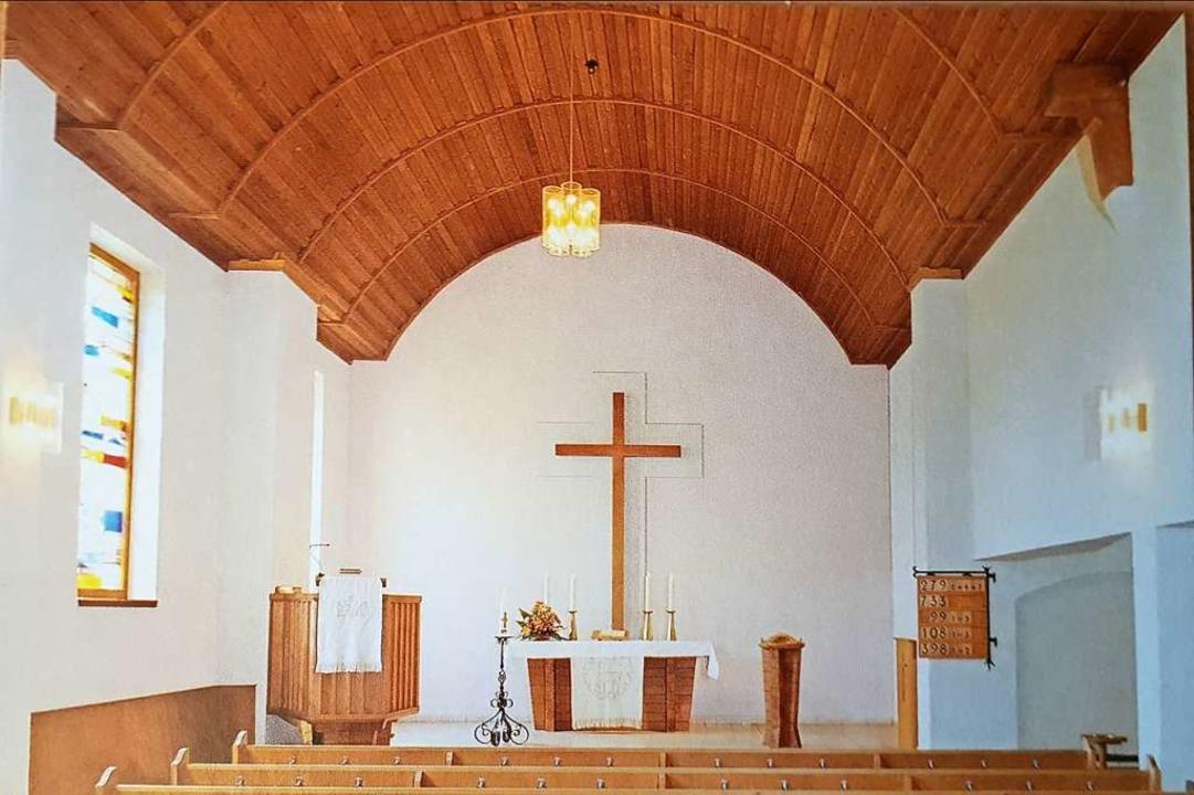 Die evangelische Kirche in Seelbach (Symbolbild).  | Foto: Repro Beate Zehnle-Lehmann
