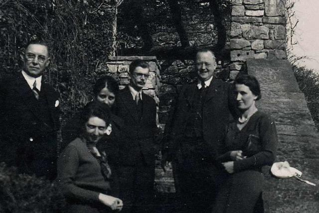 Warum starb die Lörracherin Marie Hoff in Auschwitz?