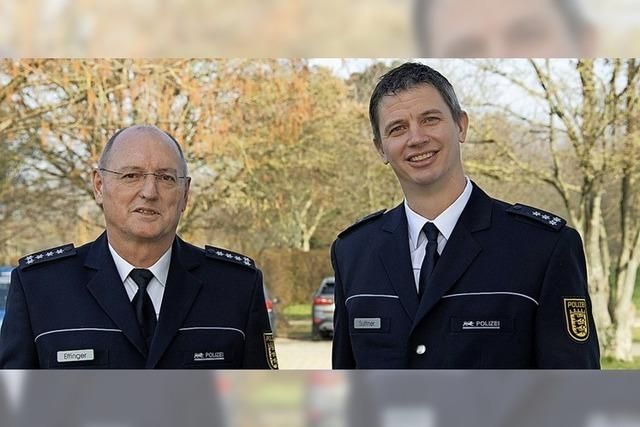 Wechsel im Polizeiposten