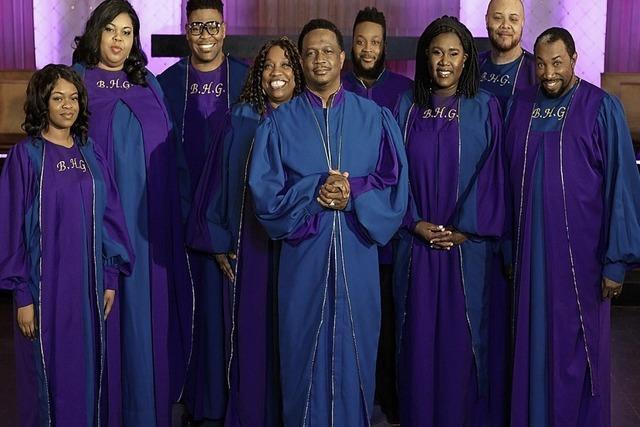 Reverend Gregory M. Kelly & The Best of Harlem Gospel in Müllheim