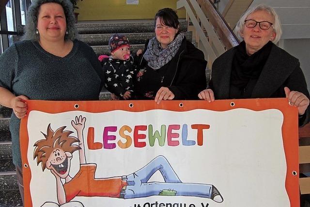 Vorlesen in Friesenheim