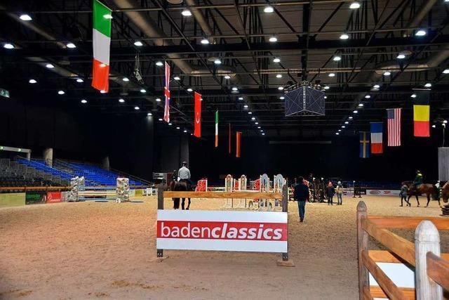 Veranstalter hoffen auf 10.000 Besucher bei den Baden Classics