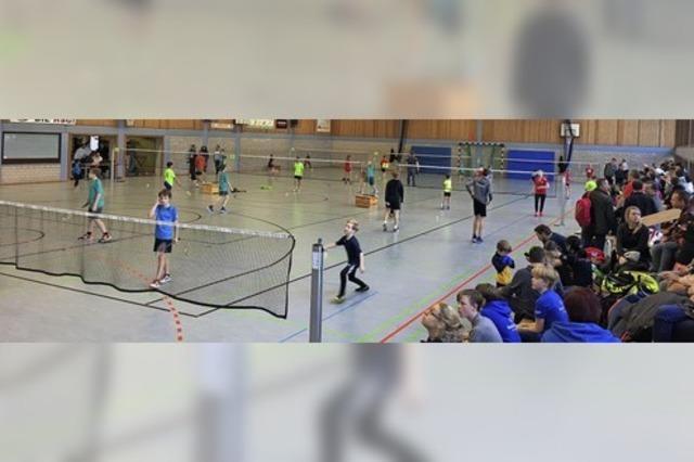 Südbaden-Turnier in Seelbach