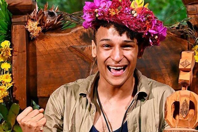 Ex-DSDS-Sieger Prince Damien ist RTL-Dschungelkönig