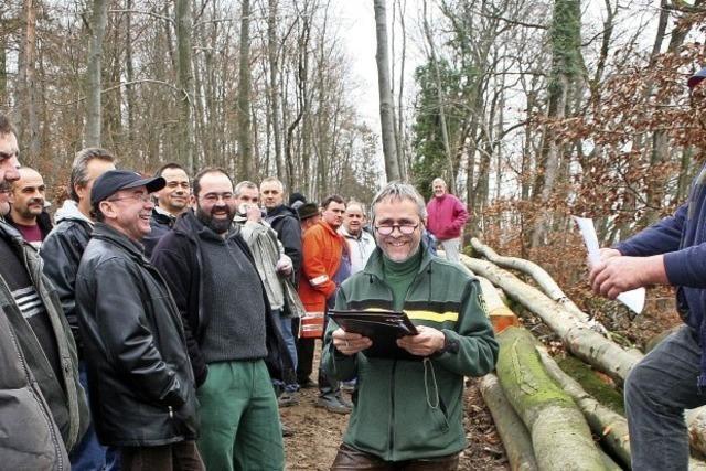 5 Ster Brennholz gleich 1000 Liter Öl