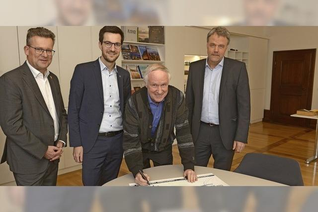 Pfizer unterstützt Freiburger Sozialfond