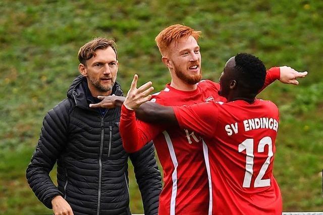 Wie geht es beim SV Endingen nach dem Abschied des sportlichen Führungstrios weiter?