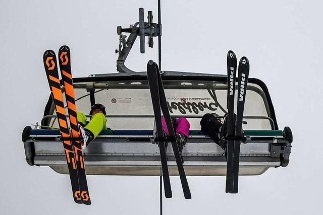 Zwölfjähriger bei Skiunfall am Feldberg verletzt