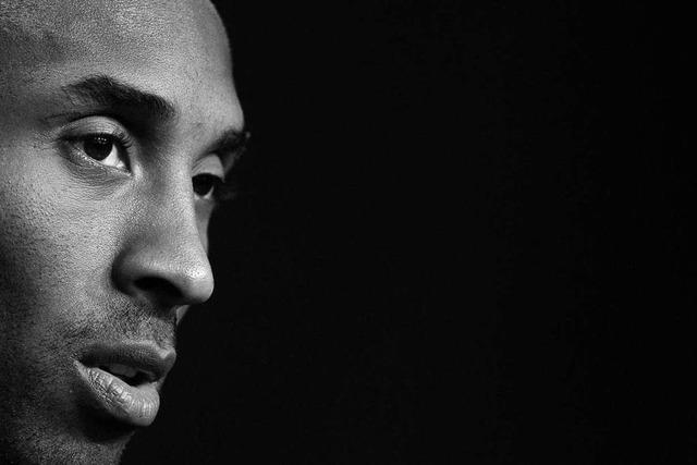 Ex-Basketball-Superstar Kobe Bryant stirbt bei Helikopterabsturz