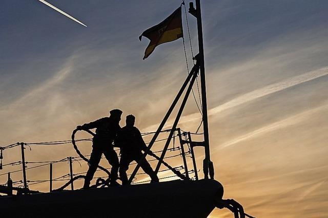 Waffen erreichen Libyen trotz Embargo