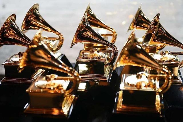 Liveblog zum Nachlesen: Die Grammy-Verleihung in Los Angeles
