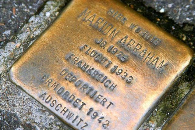 Das sind die Veranstaltungen am Holocaust-Gedenktag in Freiburg