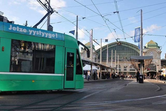 Der Centralbahnplatz in Basel soll sicherer werden