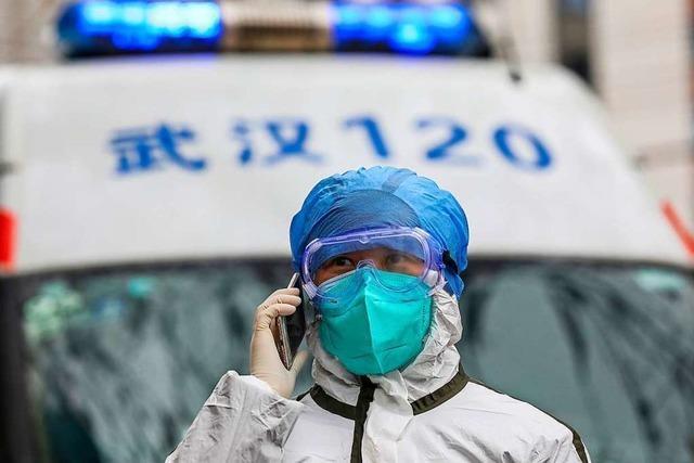 Maas: Berlin bereitet mögliche Evakuierung von Deutschen aus Wuhan vor