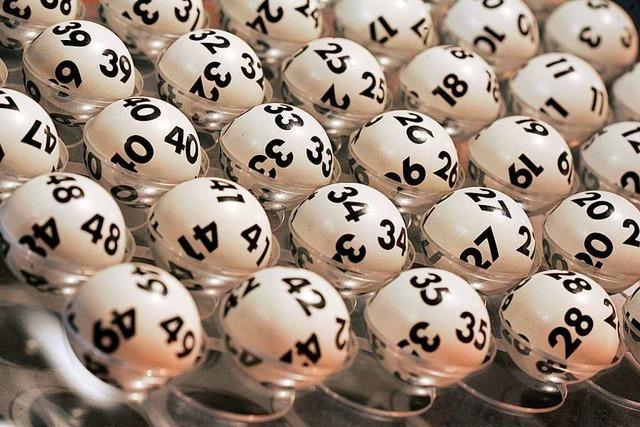 Lahrerin gewinnt 600.000 Euro bei der Glücksspirale