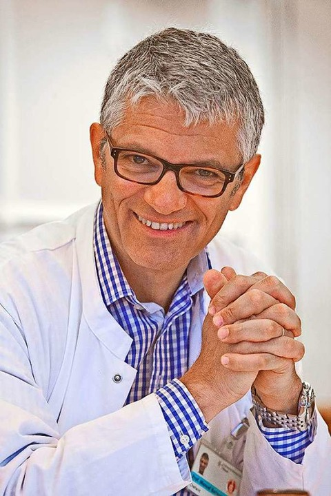 Manuel Battegay  | Foto: Unispital