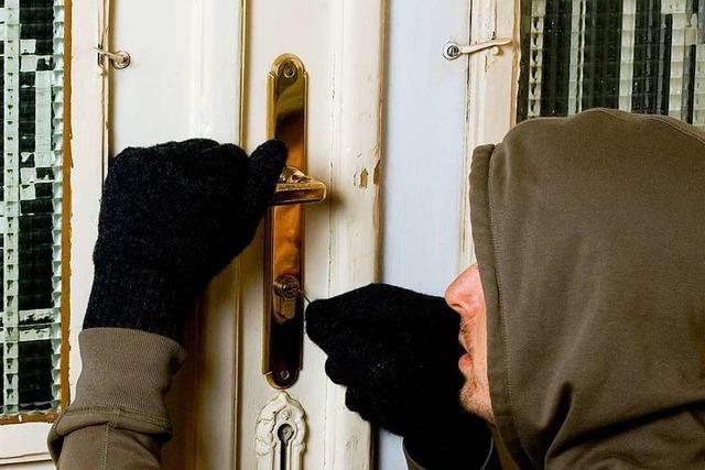 Einbrecher erbeuten Bargeld in einer Firma in Lörrach
