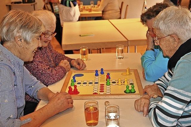 Die Stubete bringt Senioren Kurzweil