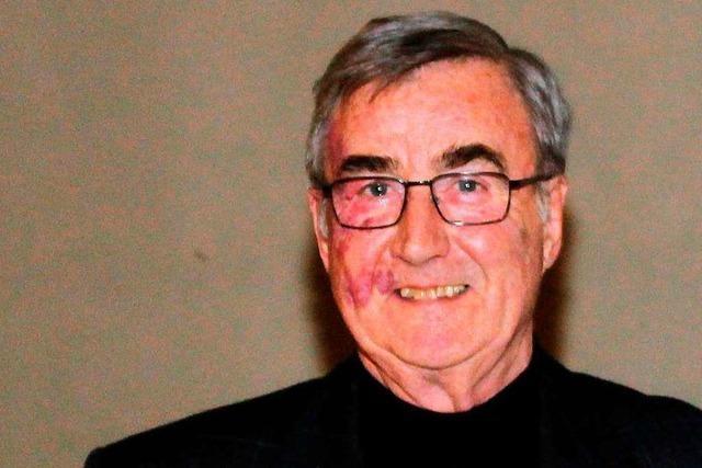 Der Heimatdichter Hansfrieder Geugelin aus Efringen-Kirchen ist gestorben
