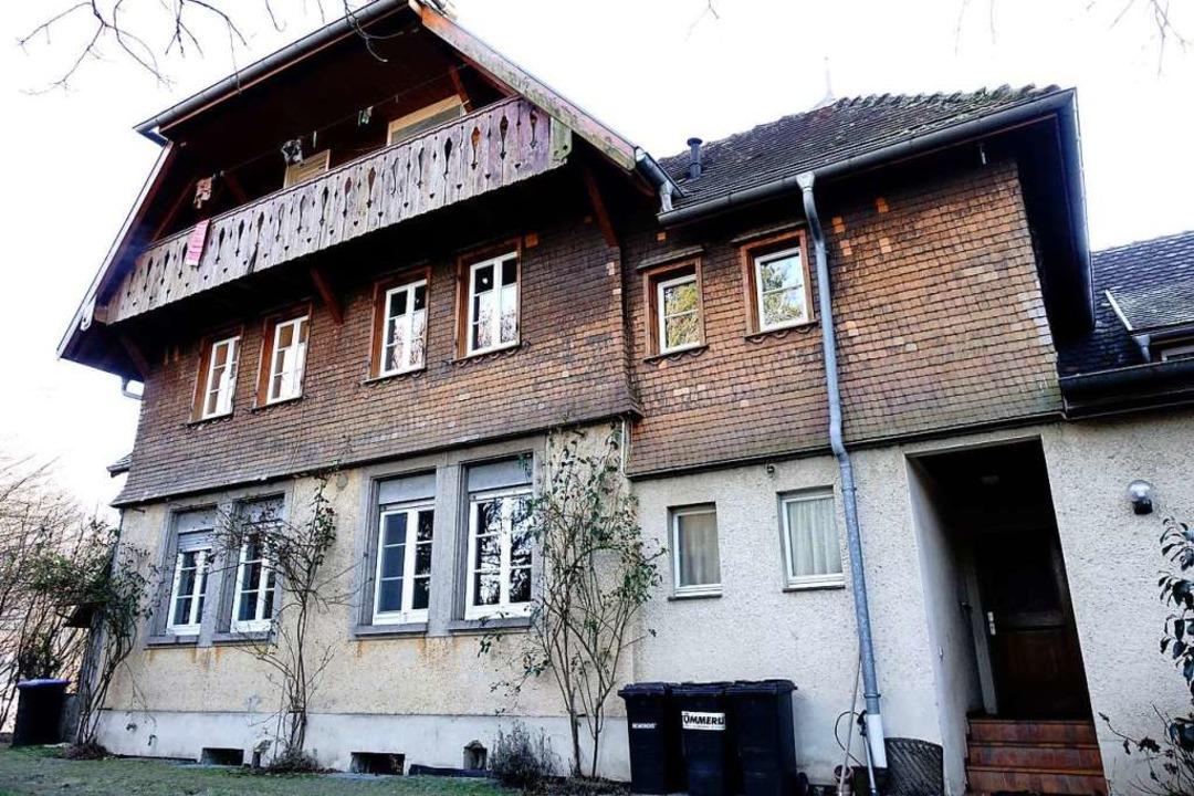 Im Markenhof in Kirchzarten-Burg wohnten die Eleven.  | Foto: Klaus Riexinger