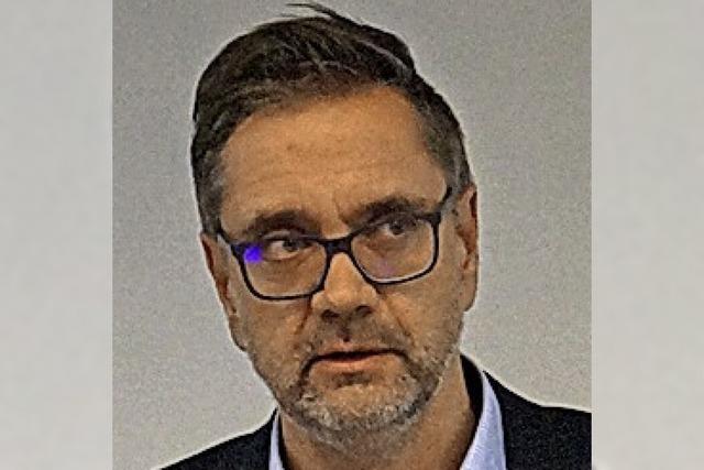 Bertram Vogel stellt sich vor