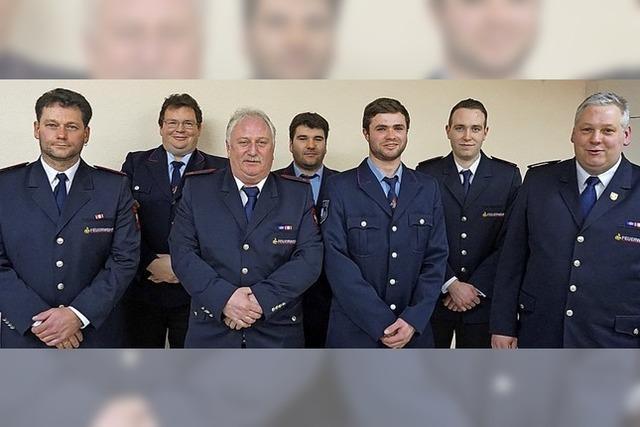 Fast jeder Vierte ist in Engelschwand ein Feuerwehrler