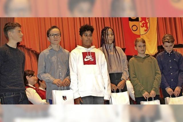 Schwörstadt begrüßt 2020