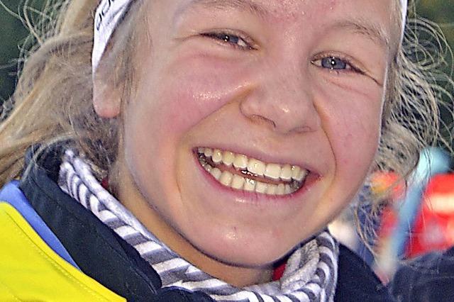Leonie Maier läuft zwei famose Rennen