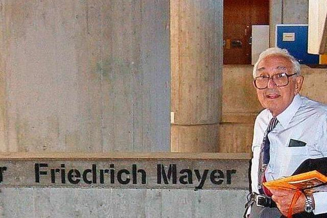 Freiburg benennt Straße nach dem jüdischem Widerstandskämpfer