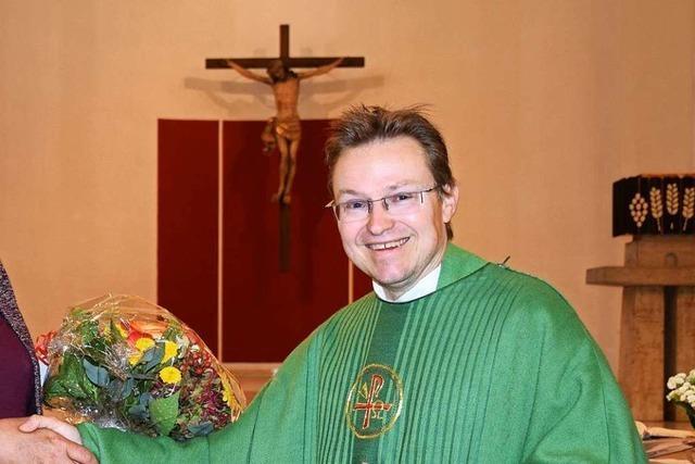 Pfarrer Frank Malzacher verlässt Zell und Häg-Ehrsberg