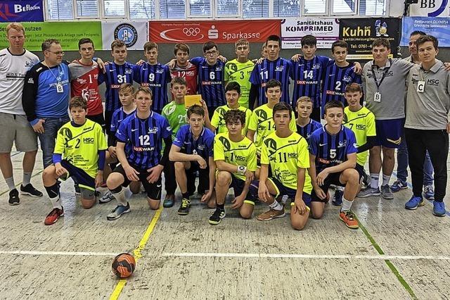 Hilfsaktion der Handballer