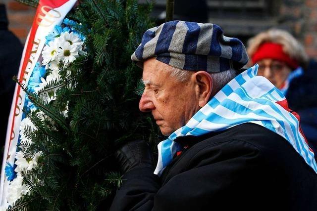 Warnungen und Mahnungen zur Gedenkfeier in Auschwitz