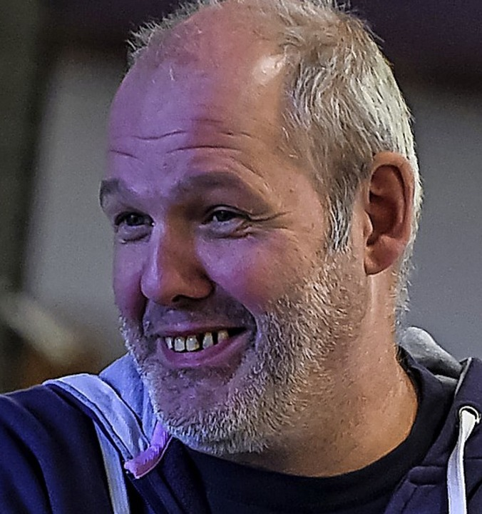 Mit Lächeln zurück: RSV-Coach Reiner Brinker  | Foto: Gerd Gruendl