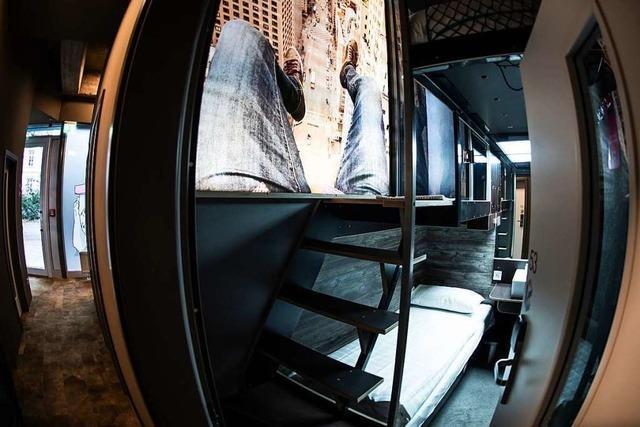 Hotelier will mit Mini-Zimmern punkten