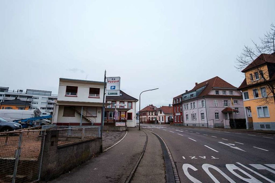 Die Aufenthaltsqualität an der Basler Straße soll deutlich verbessert werden.  | Foto: Ansgar Taschinski