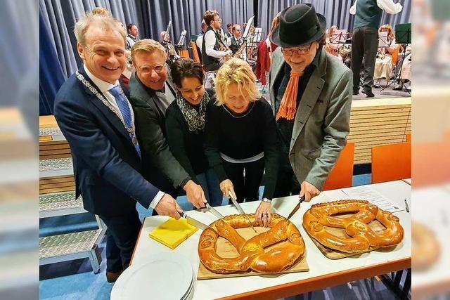 Gemeinde Pfaffenweiler kombiniert Einwohnerversammlung und Neujahrsempfang