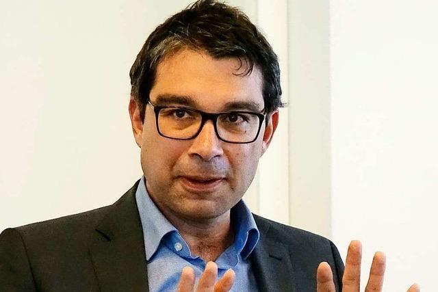 Andre Baumann wird neuer Leiter der baden-württembergischen Landesvertretung