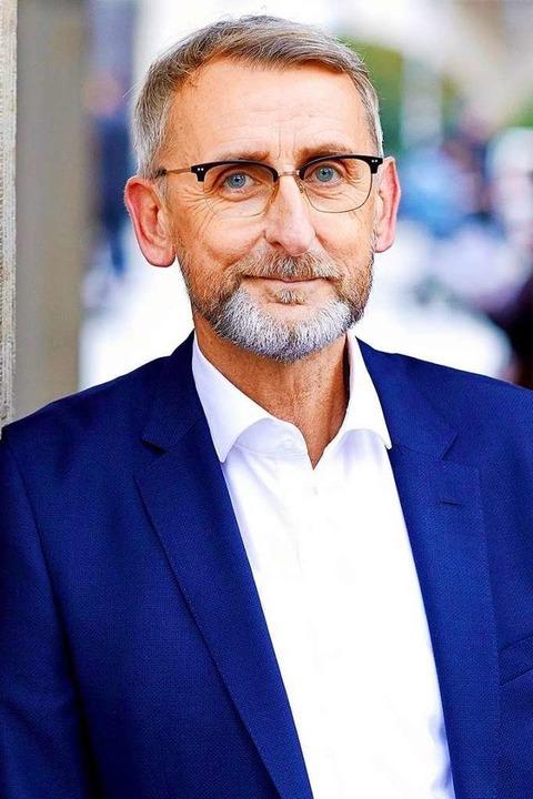 Armin Schuster ist seit 2009 Bundestag...er für den Wahlkreis Lörrach-Müllheim.  | Foto: Büro Armin Schuster