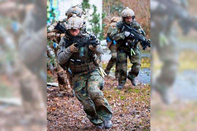 Abschirmdienst ermittelt gegen 550 Soldaten wegen Verdachts auf Rechtsextremismus
