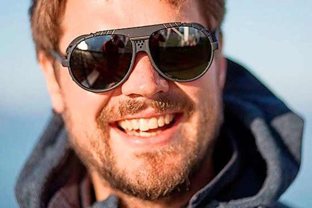 Polarforscher Benjamin Rabe  | Foto: Privat